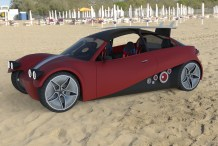 Check Out the Open Source Chassis that will Bring 3D-Printed Cars to the Streets