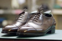 Watch a Cobbler Build These Artisanal Shoes by Hand