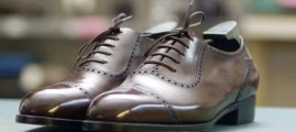 Watch a Cobbler Build These Artisan Shoes by Hand