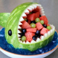 watermelon shark in bowl featured image