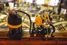Ye Olde Brushless Motor