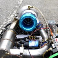 The intake side of the G1. (Photo: Rafe Needleman)