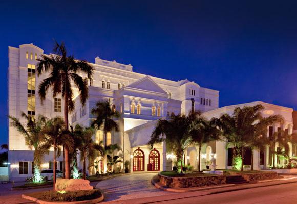actual hotel