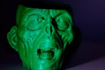 12 More 3D Print Projects for Halloween