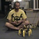 Inventor Reveals the Secrets Behind His Attacknid Walking Robot Toys