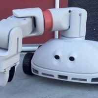 The UpDroid UP1 is a sub-$1,000, nine-pound robot development platform runs supports ROS.