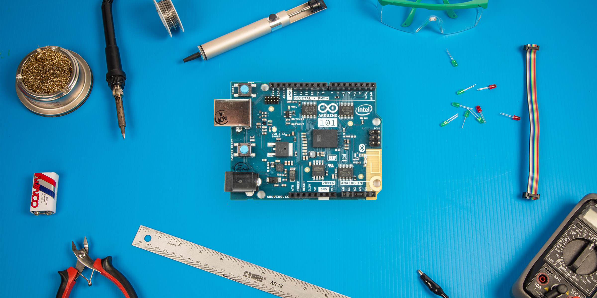 Arduino make diy projects and ideas for makers