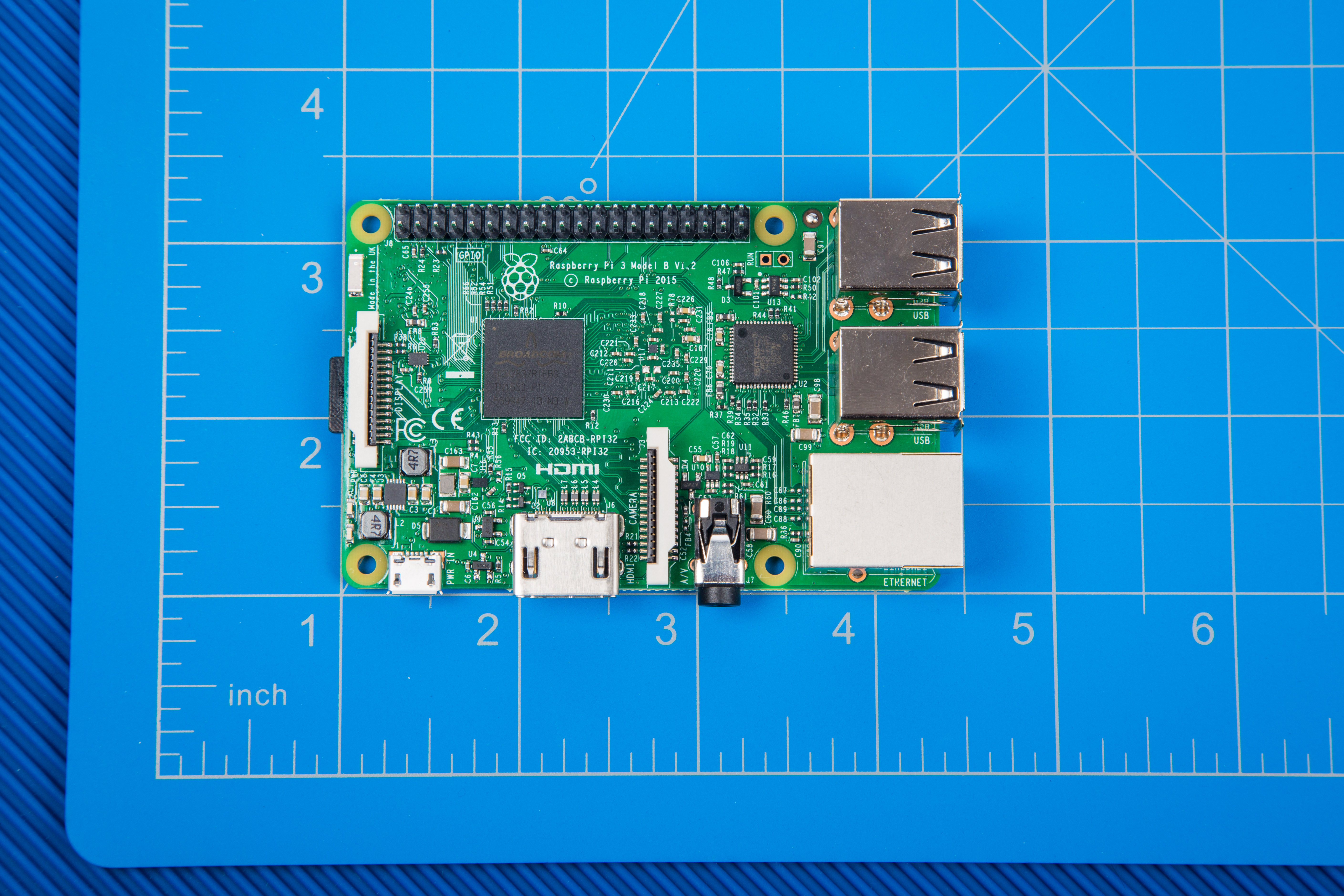 how to build a wifi scanner on raspberry pi