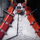 Paper Folder Lego Machine
