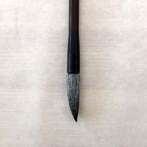 筆の洗い方5