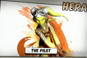 Star Wars Rebels: Meet Hera Syndulla, Pilot and Fearless Leader