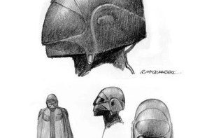 Star Wars Rebels' Inquisitor is based on Earliest Ralph McQuarrie Concept Art!