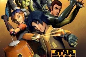 """Star Wars Rebels: """"Timeline"""" Video"""
