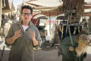 J.J. Abrams on Spoilers for Star Wars: The Force Awakens & a little on spoiler etiquette.
