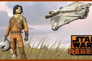 "Star Wars Rebels: ""Property of Ezra Bridger"" Short Preview"