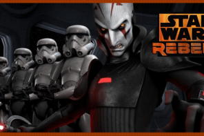 "Star Wars Rebels: ""Rise of the Old Masters"" – Jesse's Review"