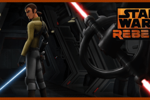 Elaine's Video Review Of Star Wars Rebels: Inquisitor Toy Lightsaber