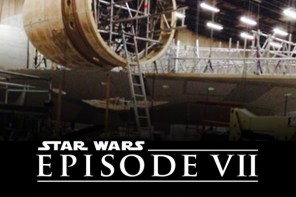 Update! Is this a GIF shot from the Star Wars: The Force Awakens teaser?
