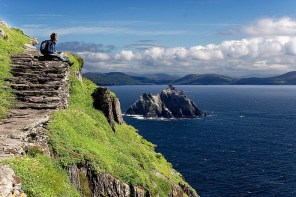 Star Wars: Episode VII to film at Skellig Micheal, Ireland?