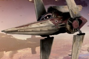Concepts: The Rebel Ships of Star Wars: Episode VII Part 4 The V-wing Fighter!