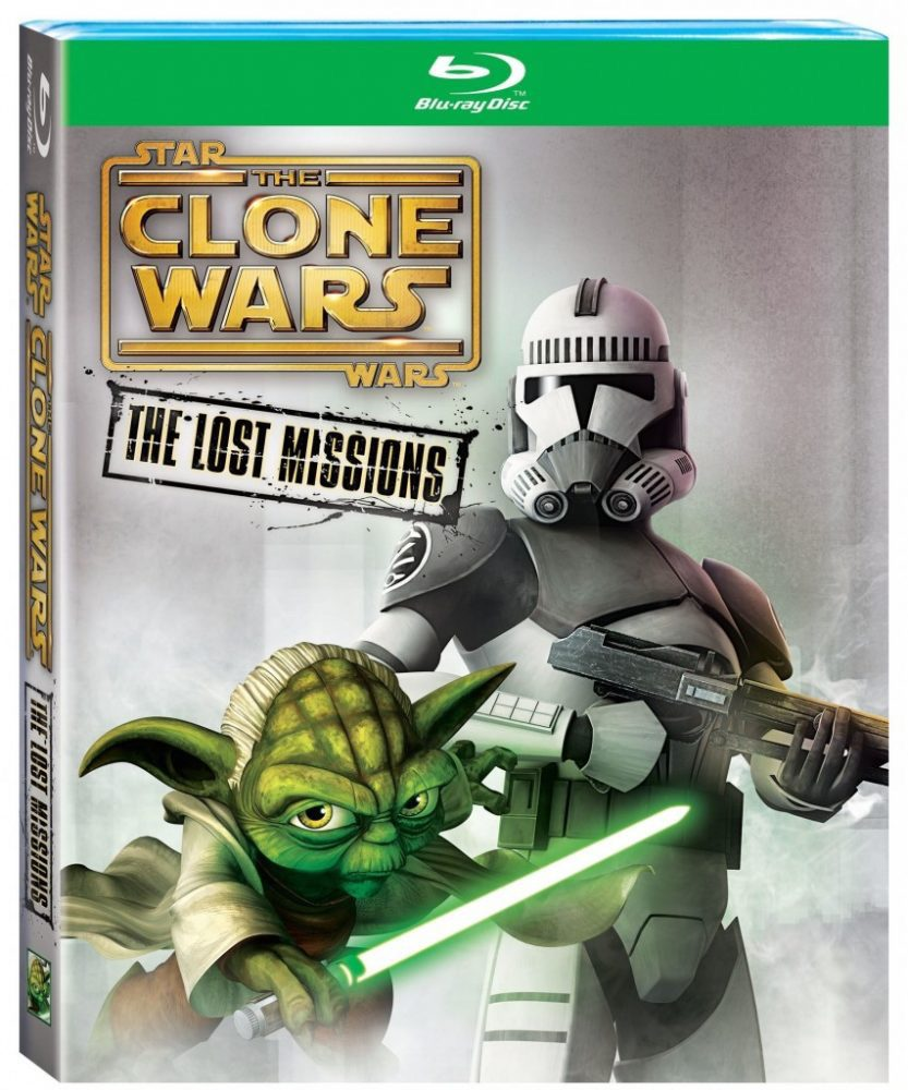 Star Wars The Clone Wars The Lost Missions Star Wars The Clone Wars The