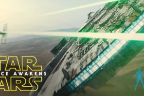 The Falcon's Journey Through the Galaxy in Star Wars: The Force Awakens!