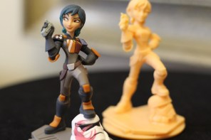 An Inside Look on Star Wars Rebels Characters for Disney Infinity 3.0