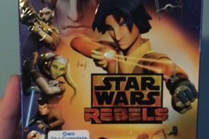 Star Wars Rebels: Season One Blu-ray Review!