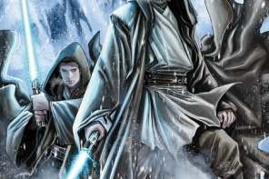 New Star Wars Books and Comics Revealed