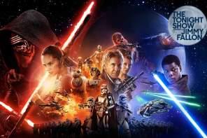 Star Wars: The Force Awakens Cast On Jimmy Fallon Next Week!