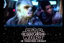 Another New Star Wars: The Force Awakens TV Spot Drops