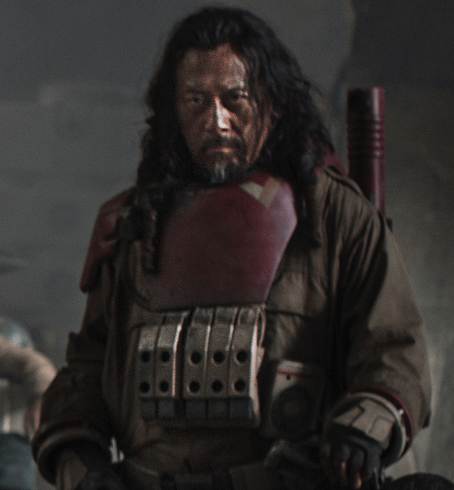 A little tidbit on Jiang Wen's character from Rogue One: A Star Wars Story!