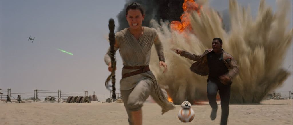 Star Wars: The Force Awakens Grosses $2 Billion Worldwide!