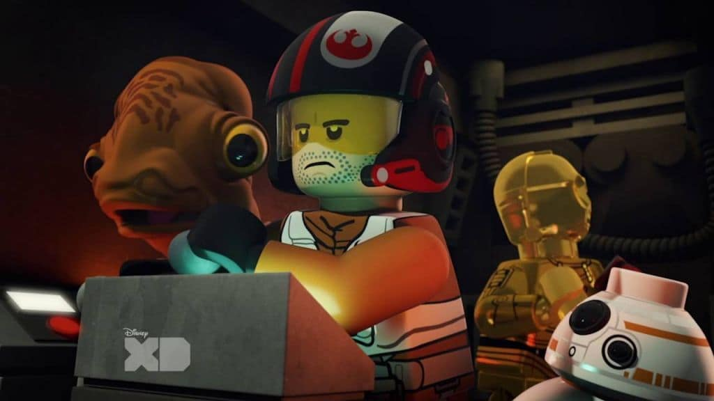 Lego Star Wars: Rise Of The Resistance Clip Tells The Story Before The Force Awakens!