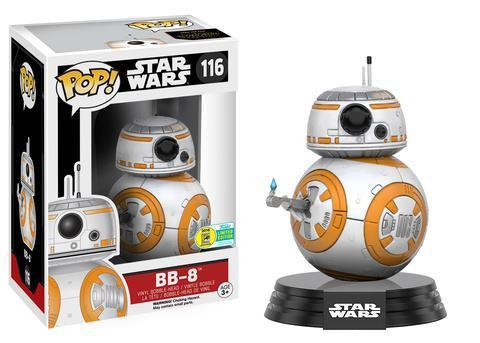 Funko Announces Two Star Wars Comic-Con Exclusives (and Indy)!
