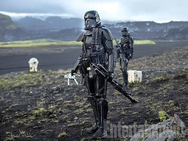 Huge Gallery of Rogue One: A Star Wars Story Movie Stills!