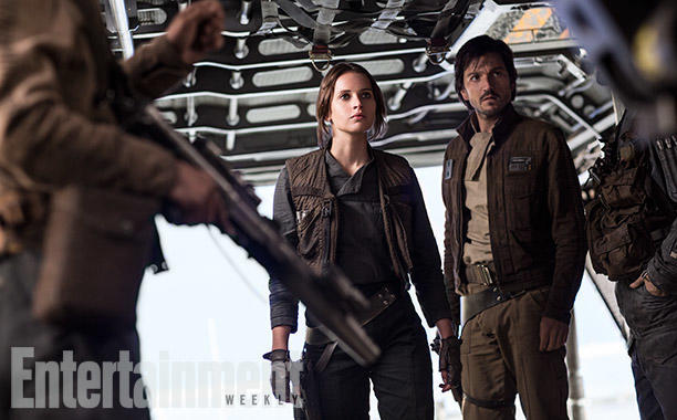 Six new images from Rogue One: A Star Wars Story!