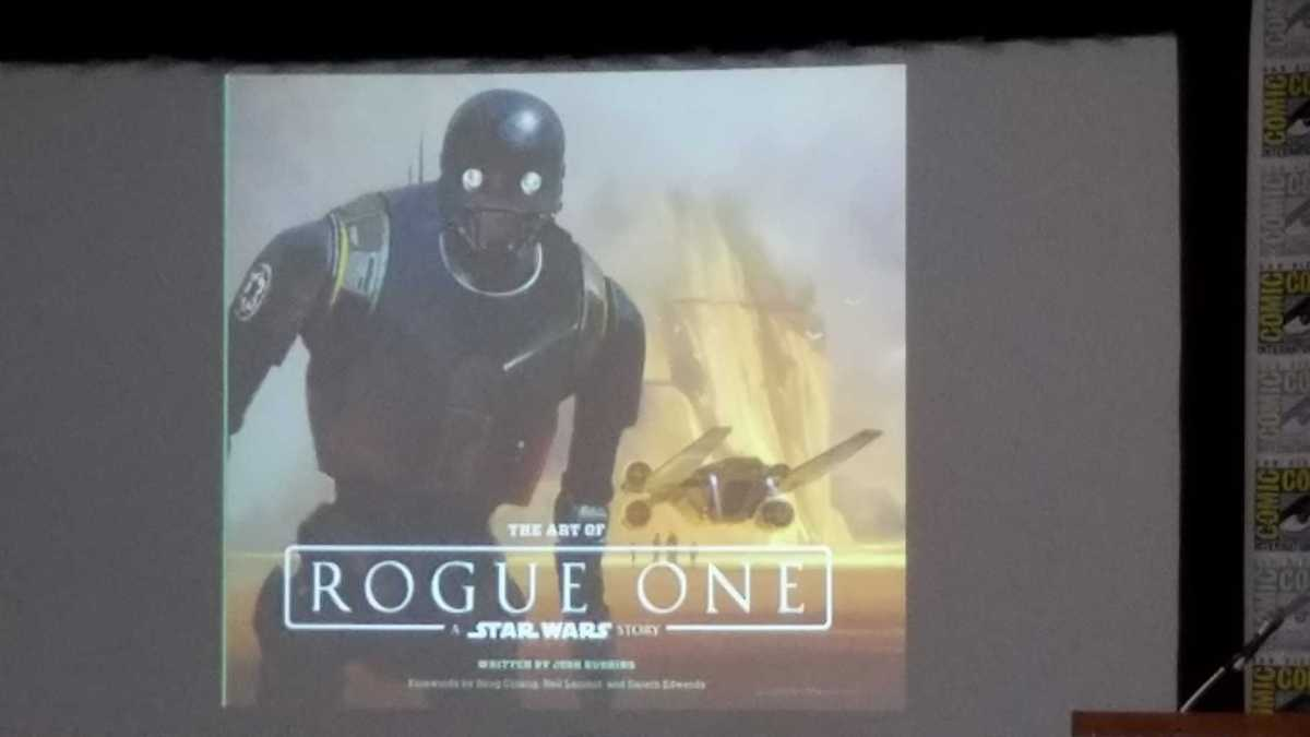 The Art Of Rogue One: A Star Wars Story Announced!