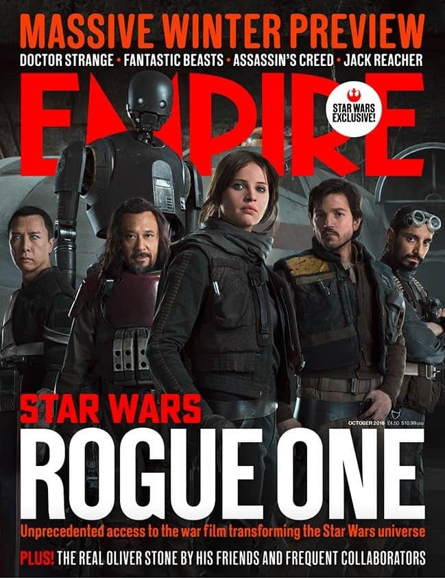 Gareth Edwards discusses the meaning of Rogue One