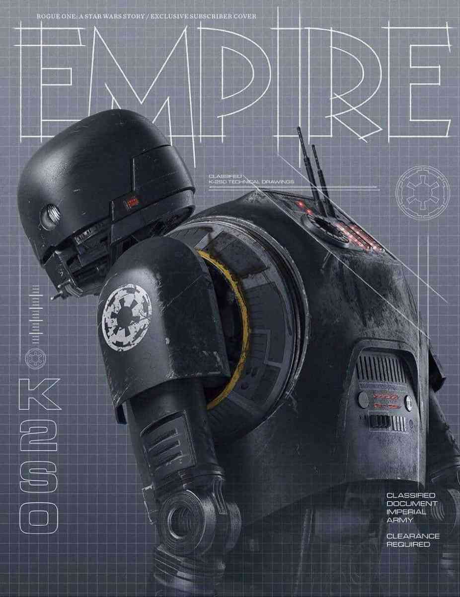 New Rogue One: A Star Wars Story Images!