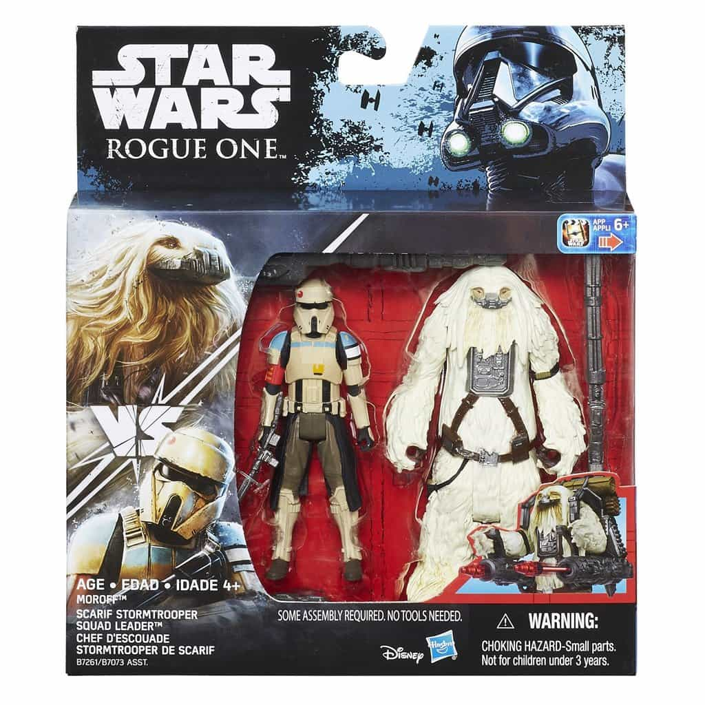 Check out the new Rogue One: A Star Wars Story figures!