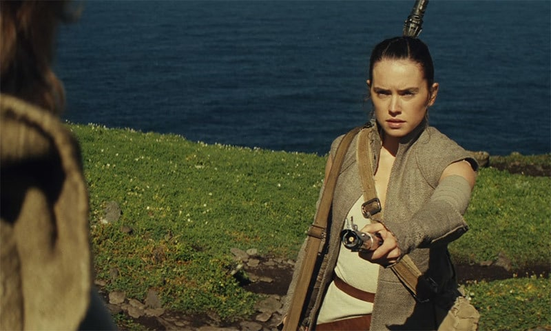 "Daisy Ridley says ""it will be a while"" untill we know the Star Wars: Episode VIII title."