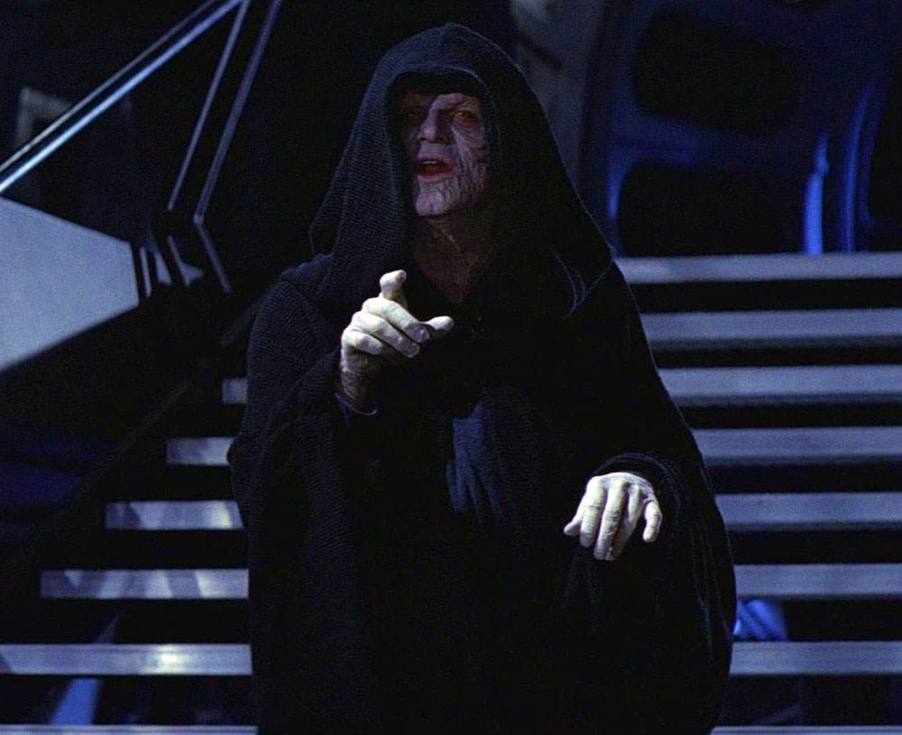 Ian McDiarmid will not be in Rogue One: A Star Wars Story