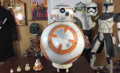 Video: Star Wars: The Force Awakens Target BB-8 review!
