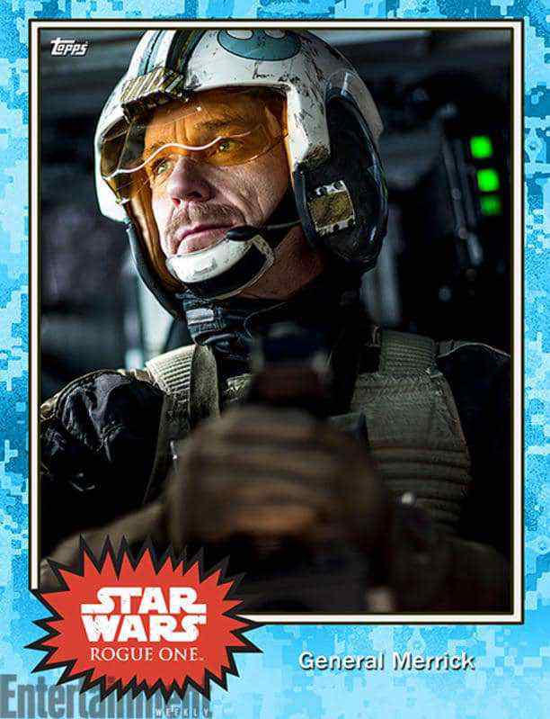 General Merrick. I love the blue colors on his helmet!