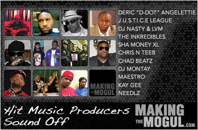 Hit Music Producers Sound Off