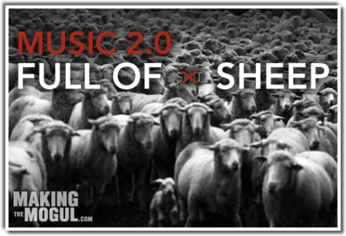 Music 2.0 Is Full of Sh... Sheep