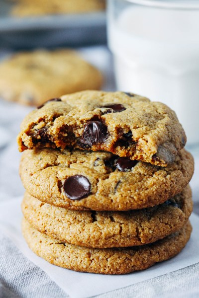 The Best Vegan and Gluten-free Chocolate Chip Cookies - Making Thyme for Health