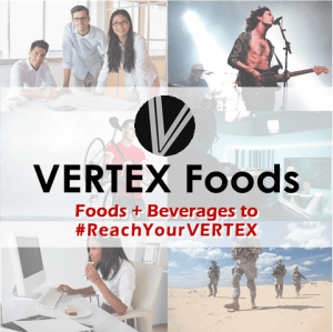 VERTEX FOODS sq
