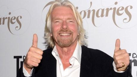 Richard Branson: 'subsidy junkie'.